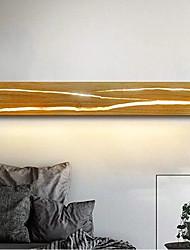 cheap -LED Wall Lights Bedroom Office Wood Wall Light 110-240 V 7*2/11*2 W