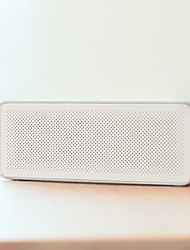 cheap -Xiaomi Xiaomi square box Bluetooth speaker 2 white Speaker Bluetooth Portable Speaker For Mobile Phone
