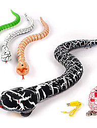 cheap -Gags & Practical Joke 1 pcs Snake Remote Control Toy Creepy Plastic Shell For Kids Teen All