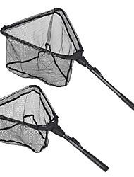 cheap -Landing Net Fishing Net / Keep Net 59 m 30 mm Portable Easy to Use Freshwater Fishing Carp Fishing Lure Fishing