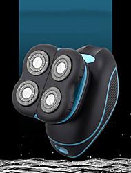 cheap -FK8608 Electric Razor Waterproof Razor Men's Razor 5D Shaver Bald Artifact