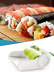 cheap -DIY Sushi Roll Vegetable Rice Mold Manual Sushi Making Machine Portable Convenient