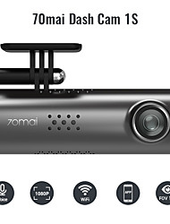 cheap -70mai 1920 x 1080 Night Vision Car DVR 130 Degree Wide Angle CMOS No Screen(output by APP) Dash Cam with WIFI / G-Sensor / Loop-cycle Recording No Car Recorder