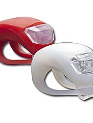 cheap -bike light - super bright strap release design bike flash light kits set for front and rear bike light