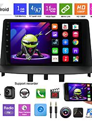 abordables -Voiture dvd mp5 lecteur gps machine tout-en-un adaptée pour 09-14 renault megane 3megane android navigation android