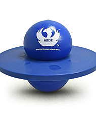 cheap -Pogo Ball with Trick Balance Bounce Board, Jump Ball with Anti-Slip Grip Deck for Kids Age-6 Up, Teens and Adults, Holds up to 132 LBS (Ocean Blue)
