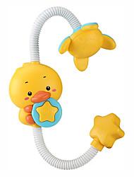 cheap -Shower Head Spray Toy Bath Toy Bathtub Pool Toys Water Pool Bathtub Toy Plastic Soothe Water Bathtime Bathroom for Toddlers, Bathtime Gift for Kids & Infants / Kid's