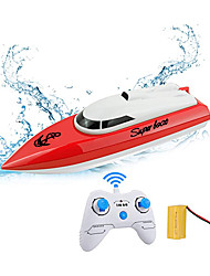 cheap -Remote Control Boats Toy Boats High Speed Waterproof Rechargeable Remote Control / RC for Pools and Lakes Boat For Kid's Adults' Gift