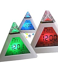 cheap -LED Light Alarm Clock Clock Batteries Powered 3* AAA Batteries(NO INCLUDE) for Birthday Gifts and Party Favors  Christmas Gifts