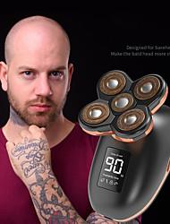 cheap -Five-head Razor Multifunctional Five-in-one Washable Digital Display Razor