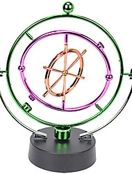 cheap -Educational Toy Perpetual Motion Orbital Creative Stress and Anxiety Relief Office Desk Toys Kid's Adults Boys' Girls' Toy Gift 1 pcs