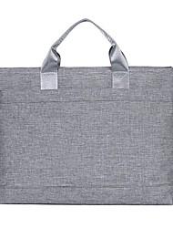 cheap -Unisex Bags Nylon Top Handle Bag Zipper Solid Color Daily Office & Career Handbags Black Blushing Pink Khaki Gray
