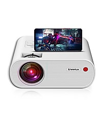 cheap -Factory Outlet C10 Mini Projector LED Projector 2200 lm WIFI Projector