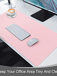 cheap -IFEIYO PG600 600*350*2 mm Basic Mouse Pad / Large Size Desk Mat / Office Use PVC Dest Mat