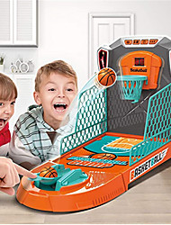 cheap -Basketball Shooting Game Toy Desktop Table Basketball Games Set with Basketball Court Move Basket Light and Score Fun Sports Novelty Toy for Birthday Gifts