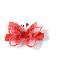 cheap -Elegant Vintage Inspired Copper wire Headpiece with Bowknot / Trim 1 PC Special Occasion / Party / Evening Headpiece