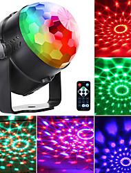 cheap -1 set 3 W 3 LED Beads LED Stage Light / Spot Light RGB 110-240 V