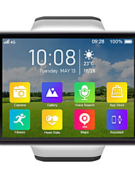 cheap -TICWRIS MAX S Smartwatch Android 4G Touch Screen GPS Hands-Free Calls Smart Games ECG+PPG Timer Stopwatch Pedometer Call Reminder