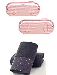 cheap -Microfiber Towel Bear Cartoon Cotton Soft Towel Bath Towel Clean Kitchen Towels Two Multi-function Punch Free Kitchen Bathroom Shelf (Random Color) 4PCS