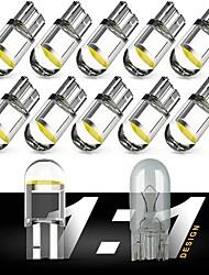 cheap -1pcs Car LED Side Marker Lights Light Bulbs 80 lm COB 1 W 1 For