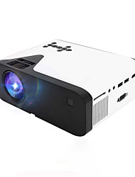 cheap -Smartldea UB20 3000lumens Mini HD Projector Native 1280 x 720p Portable Game Projector Support 1080p Home Cinema Video 3D Beamer