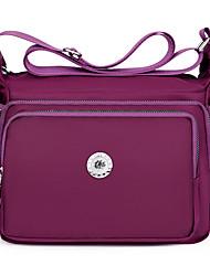 cheap -Women's Bags Crossbody Bag Daily 2021 MessengerBag Black Blue Purple Red