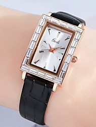 cheap -Women's Quartz Watches Analog Quartz Stylish Fashion Water Resistant / Waterproof / PU Leather