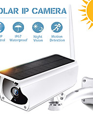 cheap -Solar WIFI Wireless Battery Camera Surveillance Camera Outdoor Waterproof Dustproof And Anticorrosion Network Camera