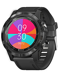 cheap -696 SB-VIBE 3S HD Men's Smart Wristbands Bluetooth Blood Pressure Measurement Calories Burned Health Care Distance Tracking Camera Control Stopwatch Pedometer Activity Tracker Sleep Tracker Find My