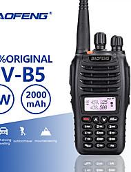 cheap -Baofeng UV-B5 UHF/VHF 400-480/136-174MHz Dual Band FM Two Way Radio Walkie Talkie Transceiver Interphone