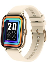 cheap -DT52 Unisex Smartwatch Fitness Running Watch Bluetooth Heart Rate Monitor Blood Pressure Measurement Calories Burned Health Care Female Physiological Cycle Stopwatch Pedometer Call Reminder Sleep