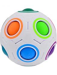 cheap -magic rainbow puzzle creative maze toys, fidget ball autism educational (as