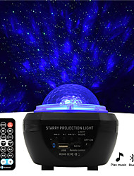 cheap -Star Galaxy Projector Light Remote Control with Bluetooth Music Speaker Auto-Off Timer Party Outdoor Color-changing
