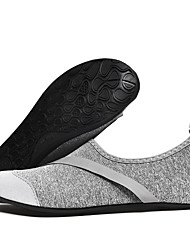 cheap -Unisex Water Shoes / Water Booties & Socks Sporty Casual Beach Athletic Outdoor Water Shoes Upstream Shoes Mesh Tissage Volant Breathable Non-slipping Booties / Ankle Boots Black Gray Summer