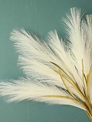 cheap -Artificial Flower Fabric Modern Contemporary Vertical Tabletop Flower Vertical 1 Bouquet 100cm