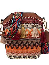 cheap -Women's Bags Crossbody Bag Daily Date 2021 MessengerBag Blue Red Brown Dark Blue