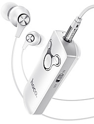cheap -HOCO E52 Wired In-ear Earphone Bluetooth5.0 Stereo with Microphone with Volume Control InLine Control Smart Touch Control for for Mobile Phone