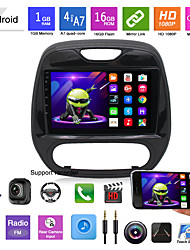 cheap -9 inch Android In-Dash Car DVD Player Car MP5 Player Car GPS Navigator GPS Radio Quad Core for Renault