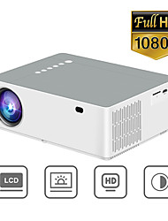 cheap -Factory Outlet SN01 Mini Projector LED Projector 9500 lm Android6.0 WIFI Projector