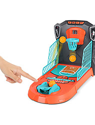 cheap -Desktop Basketball Game Classic Arcade Games Baskeball Shootout Table Top Shooting Fun Activity Toy for Kids Adults Sports Fans - Helps Reduce Stress(One or Two Player )