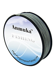 cheap -PE Braided Line / Dyneema / Superline 8 Strands Fishing Line 100M / 110 Yards PE 80LB 70LB 60LB Abrasion Resistant