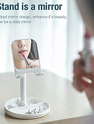 cheap -Nillkin Mirror Holder for iPhone 12 Pro Max iPhone 11 Samsung S21 S20 Xiaomi Mirror Small Case Holer for Oneplus 9 8 Huawei Mobile Phone Holder