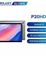 cheap -Teclast P20HD 10.1 inch Android Tablet ( Android 10.0 1920*1200 Octa Core 4GB+64GB )