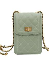 cheap -Women's Bags Crossbody Bag Daily Date 2021 White Black Red Green