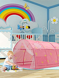 cheap -Space World Play Tents, Starry Sky Dream Bed Tents, with Inner Pocket for Both Boys and Girls Kids Fun Game with Friends, Bedroom Decor, Outdoor Camping, Indoor Games, Reading