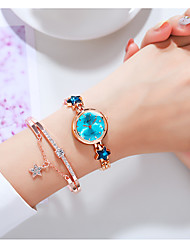 cheap -Women's Quartz Watches Analog Quartz Stylish Sparkle Creative