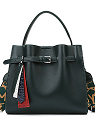 cheap -Women's Bags Top Handle Bag Date Office & Career 2021 Wine Black Green Gray