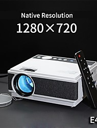 cheap -E460 Mini Projector LED Projector 3500 lm Android WIFI Projector