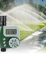 cheap -Plant Watering Timer Outdoor Garden Automatic Dripper Intelligent Watering and Irrigation Timing Controller