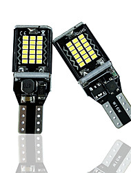 cheap -OTOLAMPARA 1Pair of Super Bright CAN-bus T15 Backup Light Special for Jeep Grand Cherokee Patriot/ Audi S5 Q5 A5 Q7 TT/ Honda CR-Z CR-V HR-V Civic Accord/ BMW X1 X3 X4 X5 M6 740i LED Reverse Light W16W